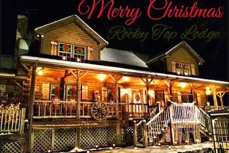Rocky Top Lodge Bed and Breakfast - Szoba reggelivel