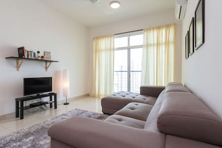 TheHarryPlace-Great view,Cozy&Clean - Apartamento