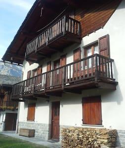 CASA VACANZA GRESSONEY LA TRINITE' - Tschaval - Apartment
