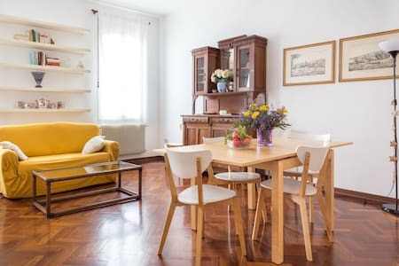 Charming Apartment near Venice S.C. - Huoneisto