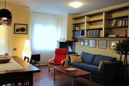 Ampio appartamento con giardino - Spello - Appartamento