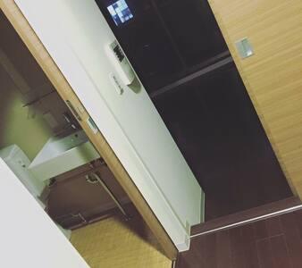 アクセス便利!30分以内で梅田も難波も。新築物件!のほほんを提供。 - Appartement