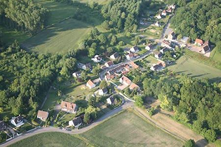 Coeur de village , chambre sympa - Saint-Vaast-de-Longmont - Huis