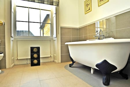 St Mary's Place Luxury Bath Suite - Bed & Breakfast