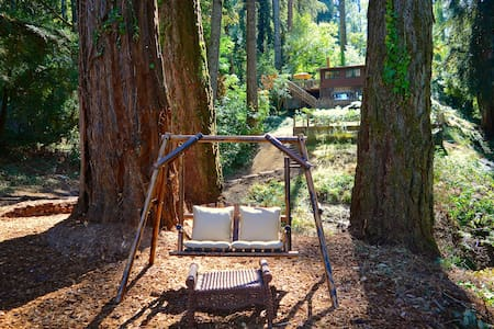 Pippin's Cottage - A Forest Haven - Woodacre - House