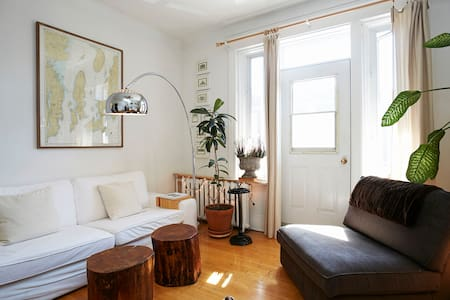 Cozy bedroom in Outremont/Mile-end - Lakás