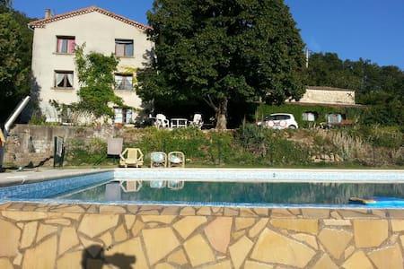 Maison familiale dans la Drôme - Vaunaveys-la-Rochette - Huis