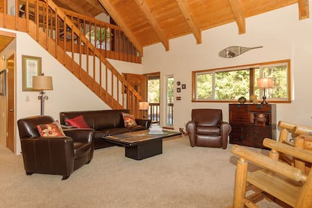 Vinegar Bend Lodge, private slps 12 - Casa
