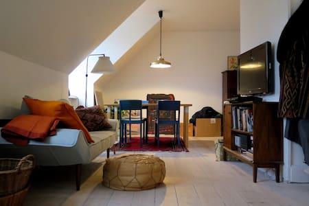Enjoyable apartment in Central CPH