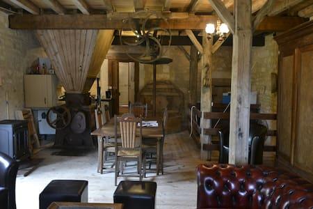 Le moulin d'Annepont - Andere