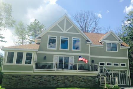 Home 100 ft. from Saratoga Lake - Ballston Spa - Maison