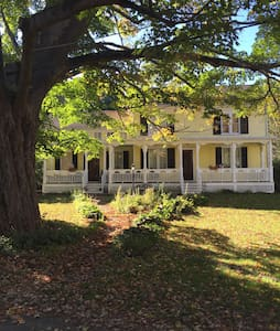 Historic 1887 house remodeled - HousAtonic