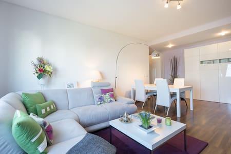 Simpático e moderno apartamento