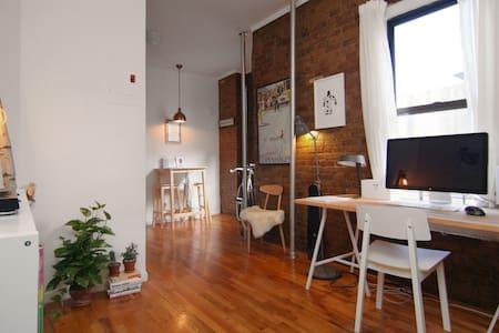 Danish creative apartment