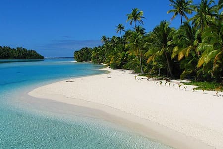 Long Beach Island, Palau - Tenda