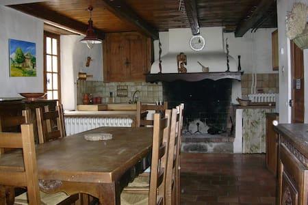 Maison d'Henri et Michèle - House