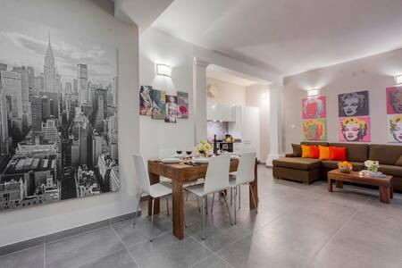 Luxurious Modern Apartment StJulian - Lejlighed