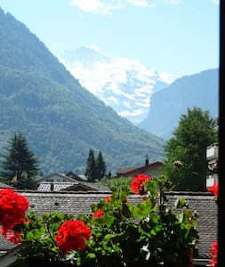 Great views of the Alps - Appartement