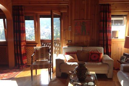 Appartamento di lusso a Cortina: silenzioso - Apartamento