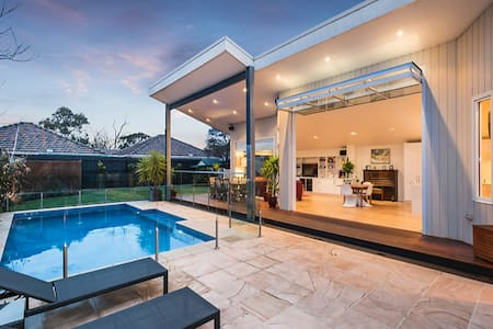 Spacious Home in Bayside Melbourne - 5brms/Study - House