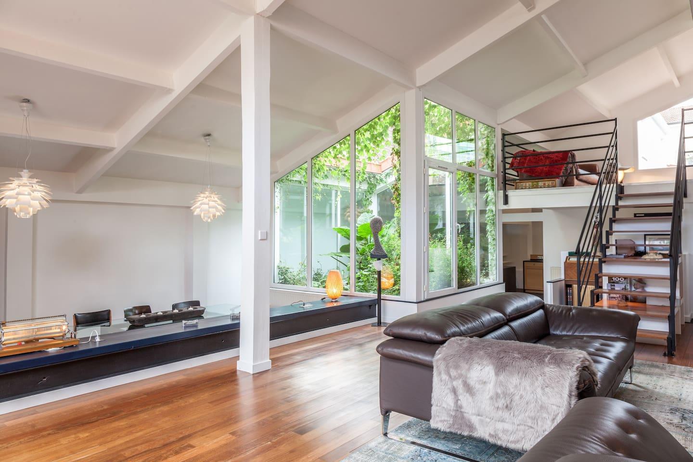 Le top 20 des lofts à louer à bagnolet   airbnb: loft bagnolet ...