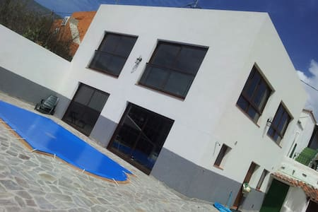 Modern Cottage+PRIVATE HEATED POOL - Talo