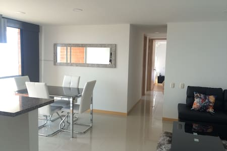 Brand new apartment in El Poblado