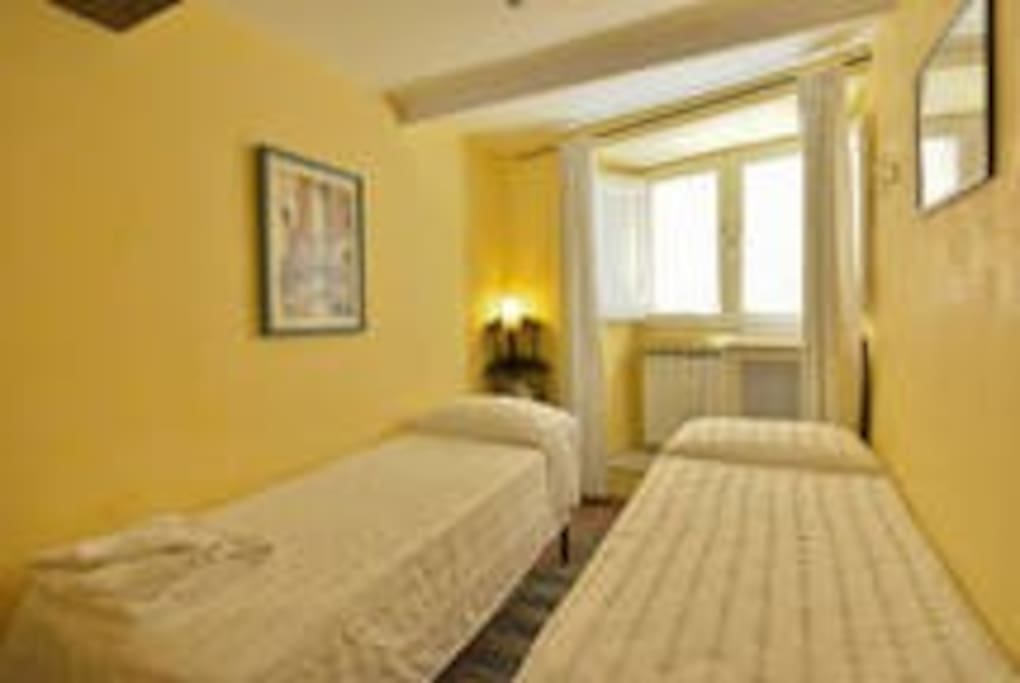 3 bedrooms single or double