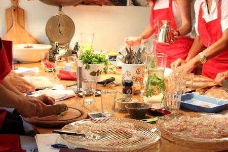 Queen Room,Cooking class at Villa! - Bracciano