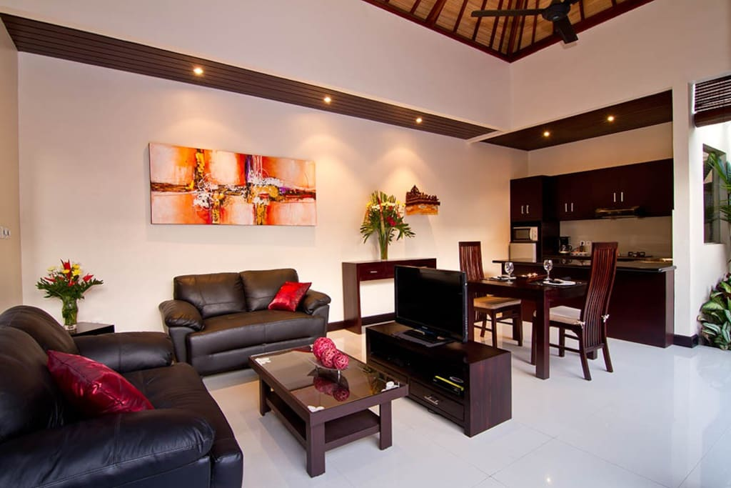 1BR Seminyak Pool Villa with Butler