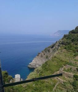 La casa sui vigneti e sul mare - Corniglia - Rumah