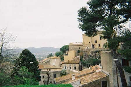 maison, au chemin des chèvres - Fraissé-des-Corbières - Huis