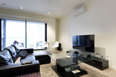 Luxury living at heart of Melb CBD
