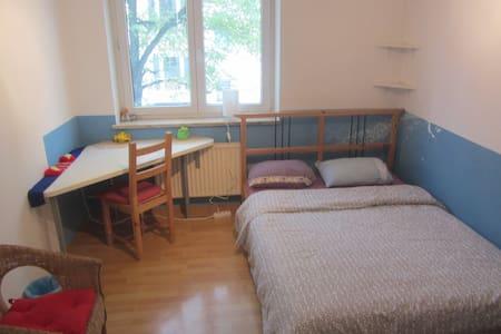 Bright comfy room near Oktoberfest! - Apartment