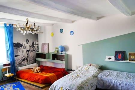 Chambre familiale - Bed & Breakfast