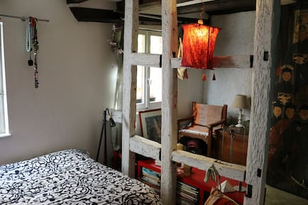 Chambre calme - Petite France - Strasbourg