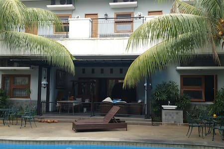 Casa Dedar Studio 2 * Jakarta Cipete Asem Dua - House