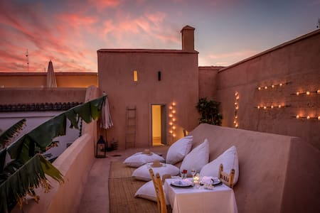Traditional Riad with real garden - Bed & Breakfast