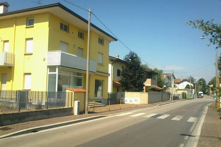 YELLOW HOUSE 2 nice apartment UDINE