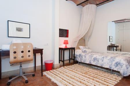 Casa histórica centro Sevilla.room4