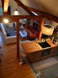 Cozy and modern 2,5 rooms apartment - Appartamento