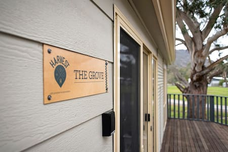 Relax at The Grove - Halls Gap - Casa