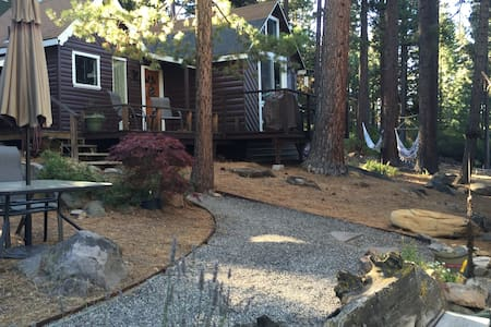 Lakeview hideaway in the pines!