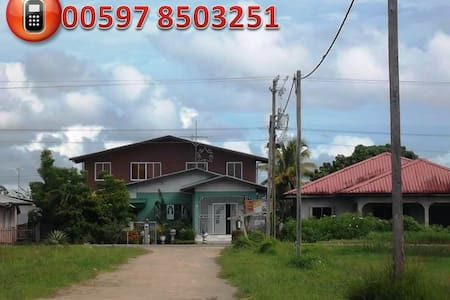 Suriname apartment - Appartement