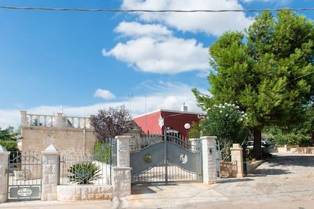 """""""Casina Sofia"""" guesthouse - Lamie di Olimpia - Hus"""