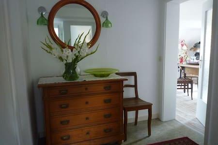 Dorfhaus / Hochzeitshaus - Appartement