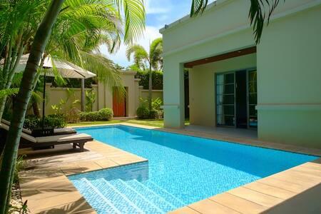 Tropical Bangtao Beach Villa - Choeng Thale - Villa