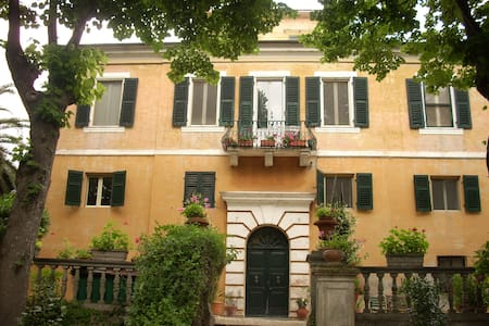 villa with views of private park - Ancona