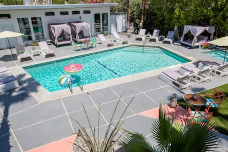 The Wesley PS Micro Resort Flat 1 - Palm Springs - Wohnung