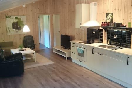 Småbruk i Flatdal, Vest -Telemark - Apartamento